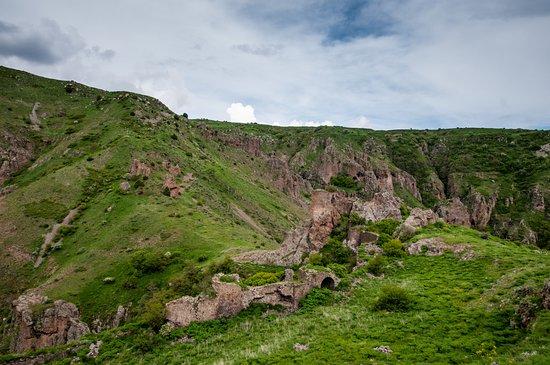 Ararat Province, Armenien: Geghi Berd or Kakavaberd