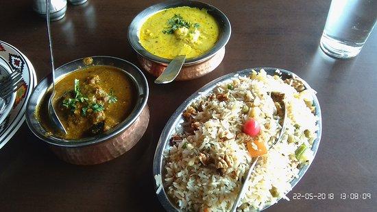Naggar Castle: Himachali Cuisine