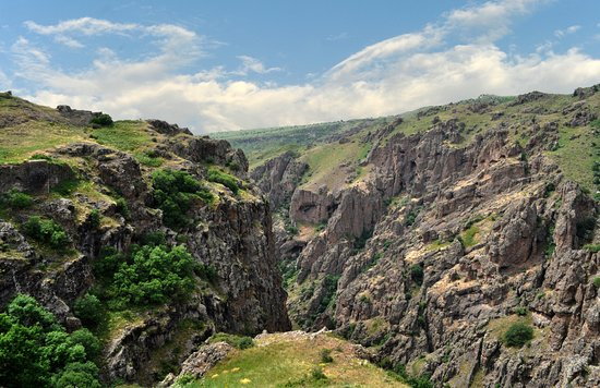 Ararat, أرمينيا: Khosrov nature