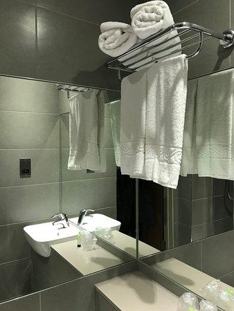 Brit Hotels London Court: Bad