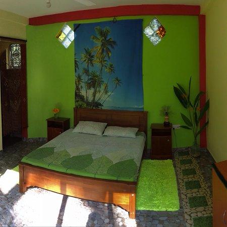 Beachhouse Wadduwa: Zimmer werden individuell für jeden mit viel Liebe vorbereitet