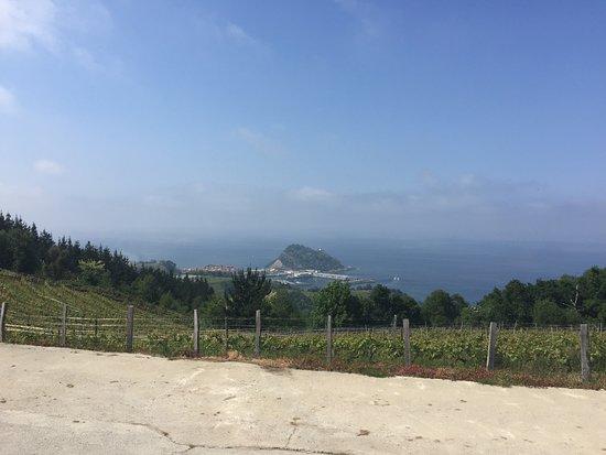 Travel San Sebastian: Txakoli Winery experience in Getaria, Basque country