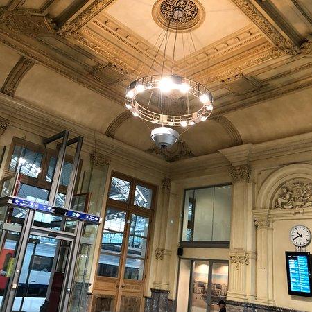 Leuven Train Station-bild