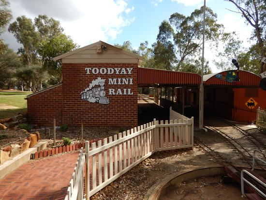 Toodyay Miniature Trains