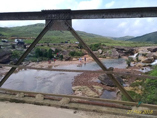 Dain-Thlen Falls Photo