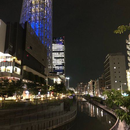 โตเกียวสกายทรี ภาพถ่าย