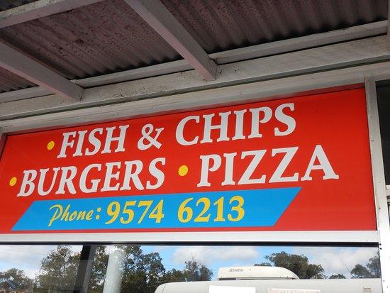 Gidgegannup, Australia: Shop Front