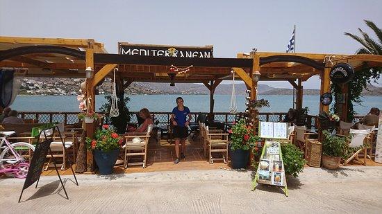 Mediterranean Cafe Snack Bar : Med Bar
