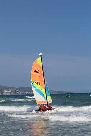 Empuriabrava Sailing