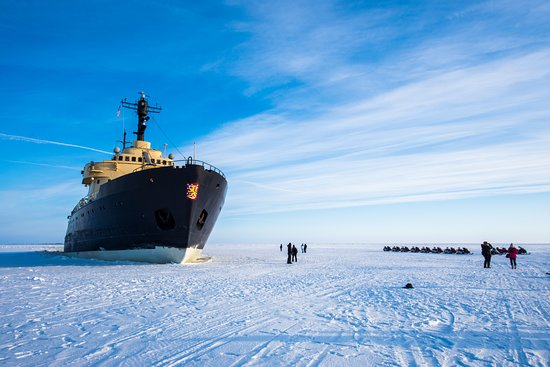 Sampo Icebreaker (Kemi) - 2019 All You Need to Know BEFORE