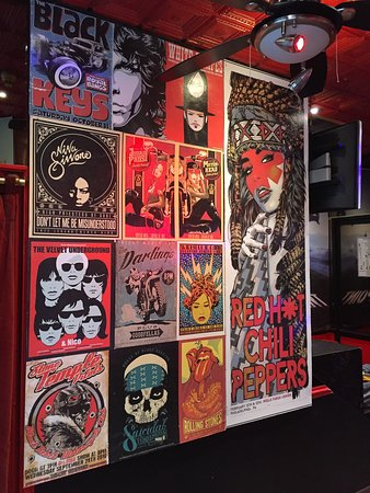 Le Who's Bar: Allez, Ryhtm and Blues, Rock, Punk, Underground...