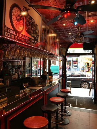 Le Who's Bar: Un excellent quartier général !