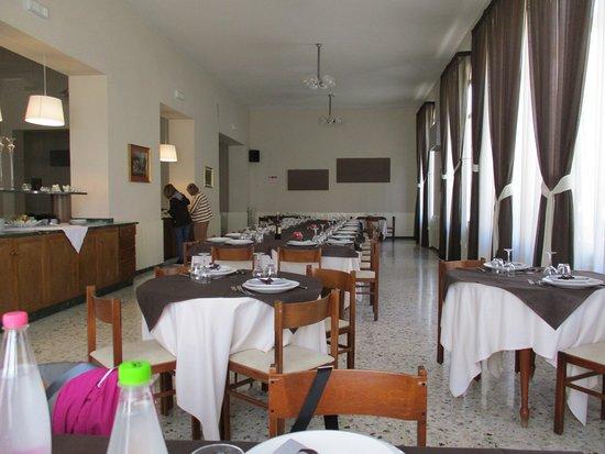Hotel Savoia Palace : Sala da pranzo