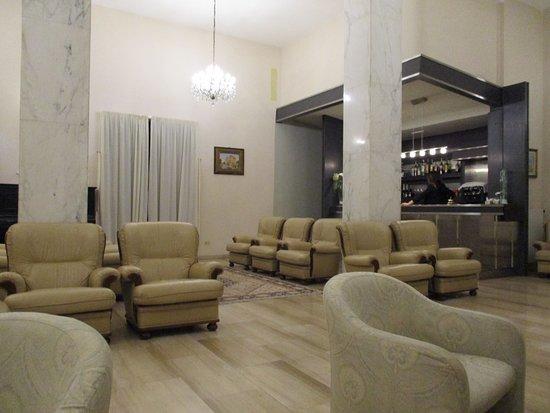 Hotel Savoia Palace : Salone svago