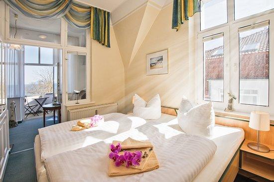 Strandvilla Imperator - Hotel & Ferienwohnungen Usedom, Hotels in Seebad Bansin