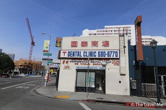 Bilde fra Chinatown