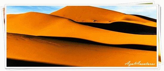 AzulAventuras: MAGIC SAHARA