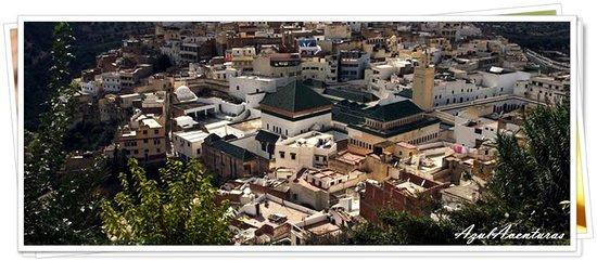AzulAventuras: MOULAY IDRISS