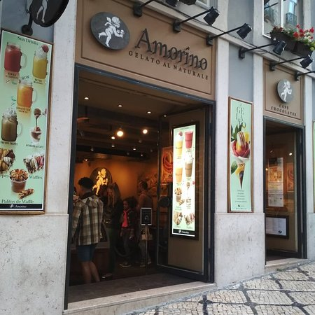 Amorino Chiado Photo