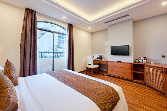 Mercury Boutique Hotel Danang : Suite King