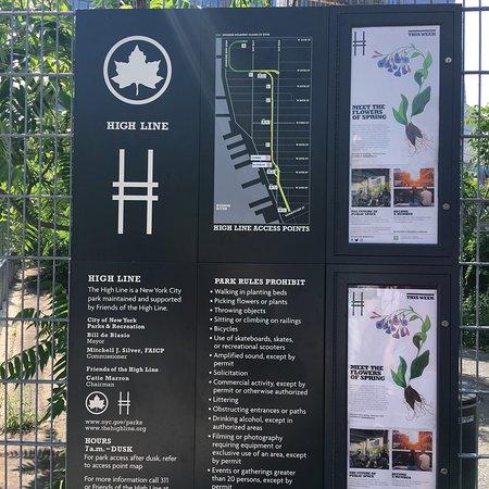 The High Line – fotografia