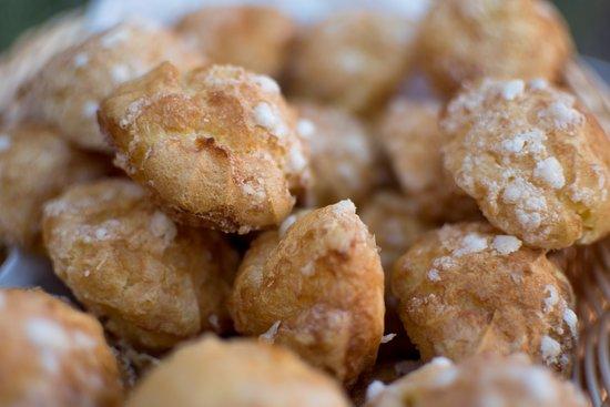 La Gourmanderia: Des chouquettes !!!!