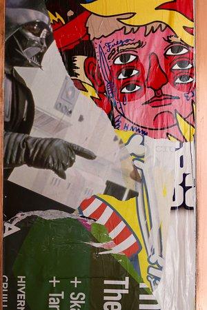 Vicino : New Interior Design. We love street art!