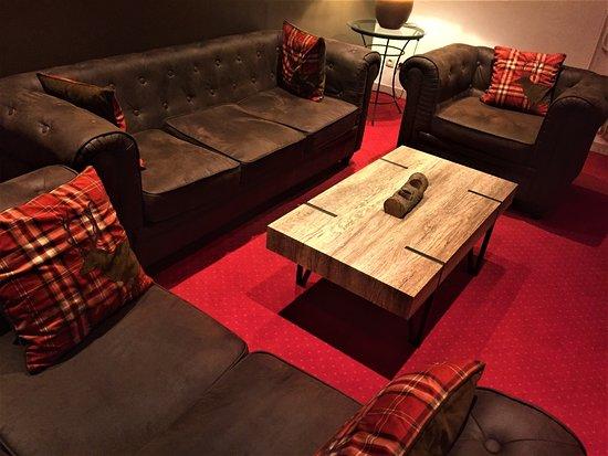 salons lounge de la Patte d'Ours