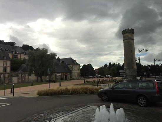 Phare de Honfleur照片
