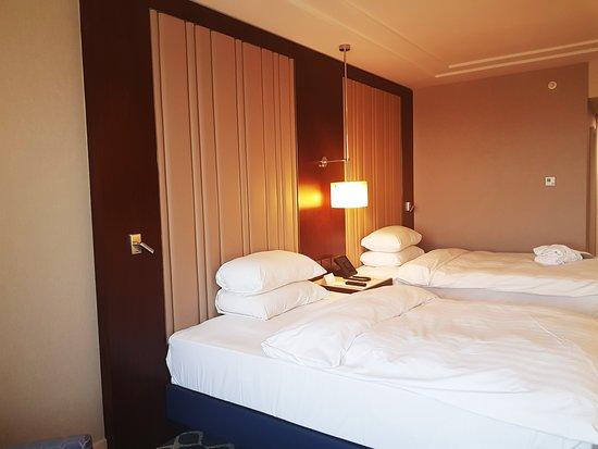 International Hotel Tashkent: Улучшенная комната двухместная