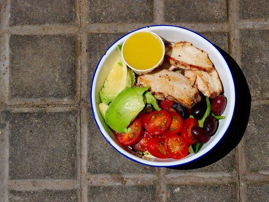 Makamaka: Caribbean Chicken Salad