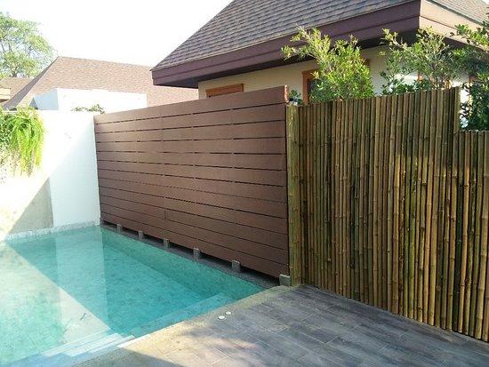 Triple Tree Beach Resort: Private  Pool Villa
