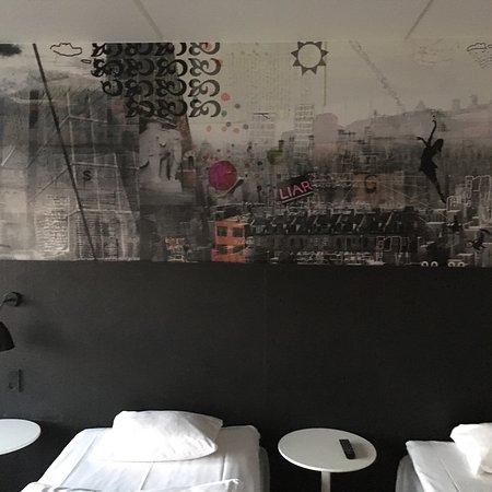 Scandic Copenhagen : Stąd do Tivoli kroki dwa...