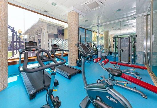 โฮเต็ล อิพบีทริซพาเลซ&สปา: Sala Fitness