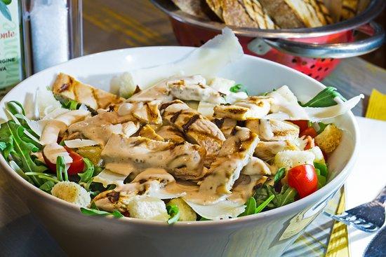 The Barrel Bar & Grill: Caesar Salad
