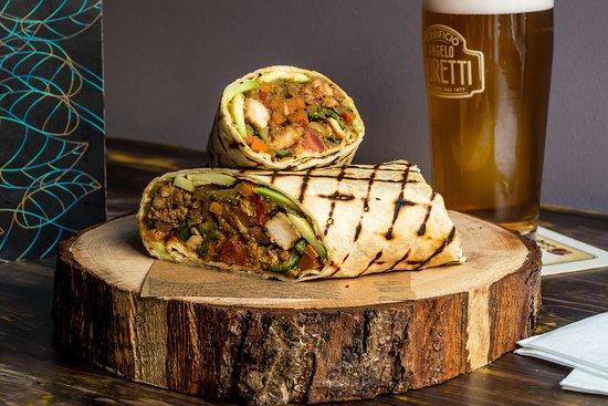 The Barrel Bar & Grill: Chicken Fajitas