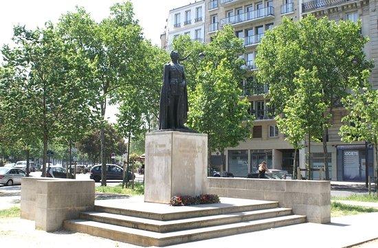 Statue du Marechal Lyautey