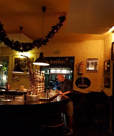 Kloster : Great restaurant and bar