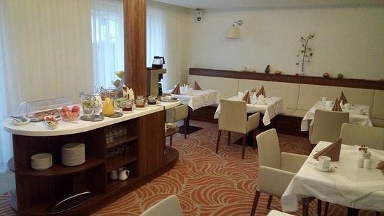 Laa an der Thaya, Austria: Frühstücksraum