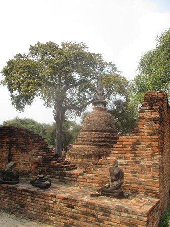 Wat Phra Ram: Ruins