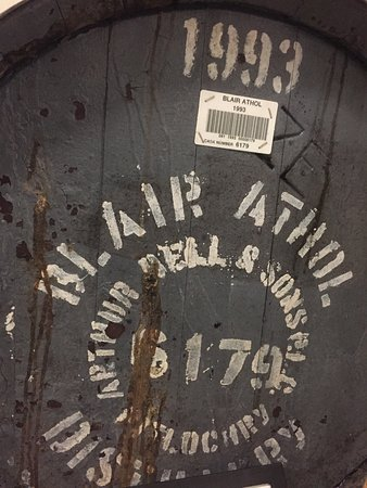 Blair Athol Distillery照片