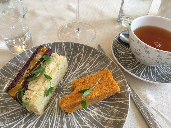 Wellington Lounge: Fresh and tastefull sandwiches