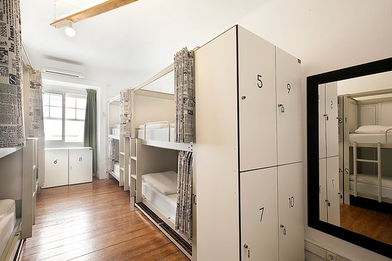 Goodmorning Solo Traveller Hostel: dorm 10 pax