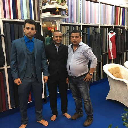 B Boss International Suits