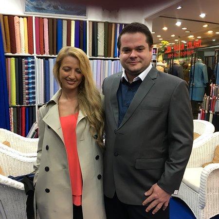 B Boss International Suits