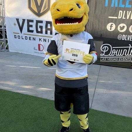 Downtown Las Vegas Events Center Picture