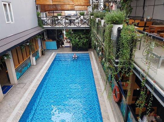 Beautiful Saigon Boutique Hotel ภาพถ่าย