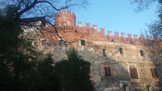 Centro storico Rivarolo Canavese Castello Malgrà