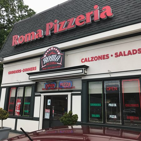 Ansonia, CT: Roma Pizzeria