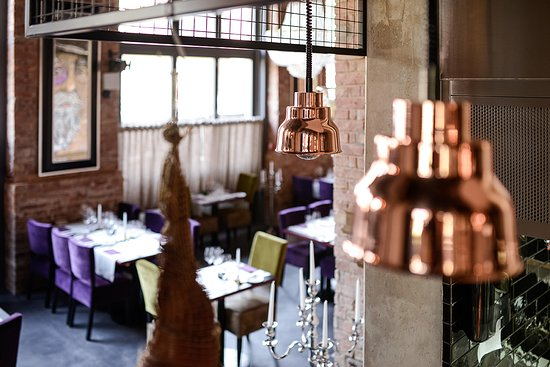 KARKUT Restaurant: Interior